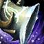 Mistforged Hero's Warhorn