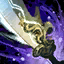 Mistforged Hero's Sword