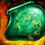 Kriegsbestien-Gaze-Epaulettenleiste