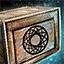 Zephyritische Kiste der Träume