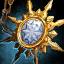 Emblème de l'Ordre des Lanciers du soleil