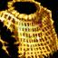 Kriegsbestien-Orichalcum-Brustpanzerpolster