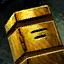 Armario de oricalco de 24 casillas