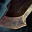 Dwarven Axe Head
