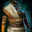 Sagal's Jousting Halter of the Rebirth