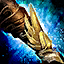 Triumphaler Helden-Armschutz