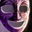 Knight's Harlequin's Mask of the Mesmer