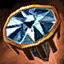 Brandfunken-Juwel