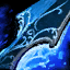 Cobalt Antique Impaler