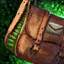 32-Slot Courier's Saddlebag