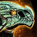 Mini Gruselraptor