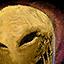 Masque d'acolyte lunatique