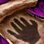 Buch mit Rezepten für Handschuhe N...
