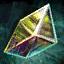 Falscher Visionskristall