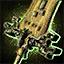 Treibsand-Großschwert