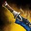 Épée d'obsidienne
