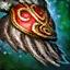Giftbringer's Shoulderguard