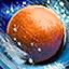 Enchanted Colorful Snowball (Orange...