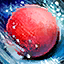 Enchanted Colorful Snowball (Red)