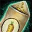 Morral de semillas de chirivía