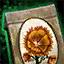 Morral de semillas de flor de Koda