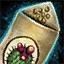 Morral de semillas de cactus