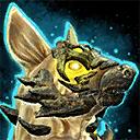 Mini Yellow Jackal Pup