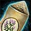 Sacoche de graines de thym