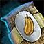 Butternusskürbis-Saatgutbeutel