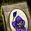 Sacoche de graines d'orchidée de Shing Jea