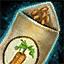 Morral de semillas de zanahoria