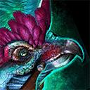 """Mini Raptor """"Prächtiger Vogelsaurier"""""""