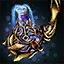 Alchemist Warhorn Skin