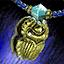 Seneb the Desecrated's Locket