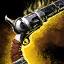 Pistolet d'obsidienne