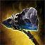 Martillo de obsidiana