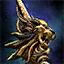 Gold Lion Sword Skin