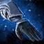Trauernder Elegie-Handschutz
