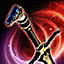 Heroic Dragonsblood Sword