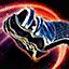 Cor de guerre héroïque de sang de dragon