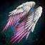 Wings of Love Backpack Skin