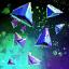 Don de magie cristalline