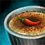 Spiced Pepper Creme Brulee