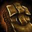 Tornister mit Ritterlicher Maskeraden-Rüstung
