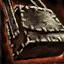 Fonte de cuir durci 20 emplacements